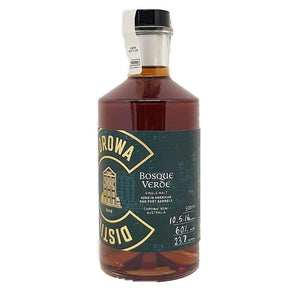 Personalised Corowa Bosque Verde Cask Strength Whisky 60% 500ml