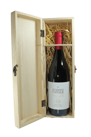 Humberto Canale Estate Pinot Noir Gift Box