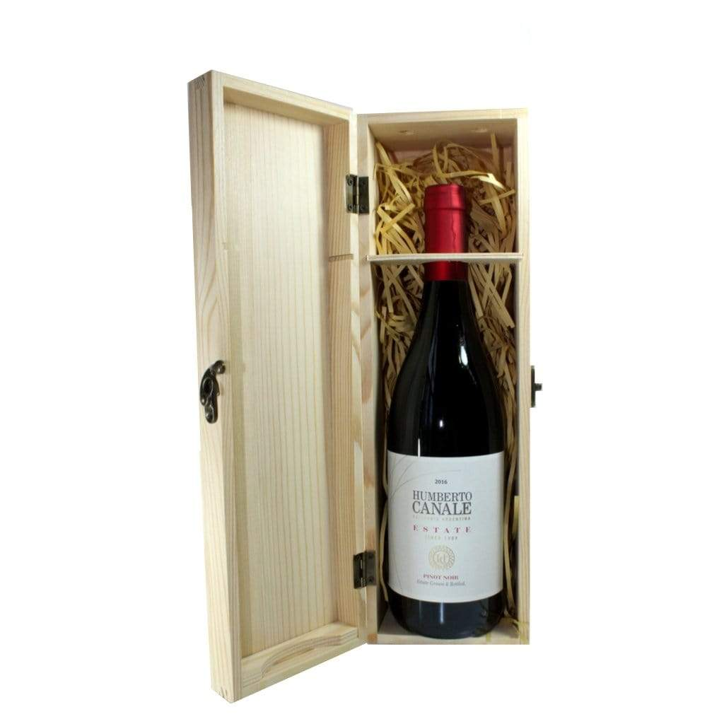Personalised Humberto Canale Estate Pinot Noir Gift Boxed