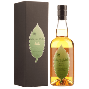 Ichiro's Malt Double Distilleries Pure Malt 46% 700ml