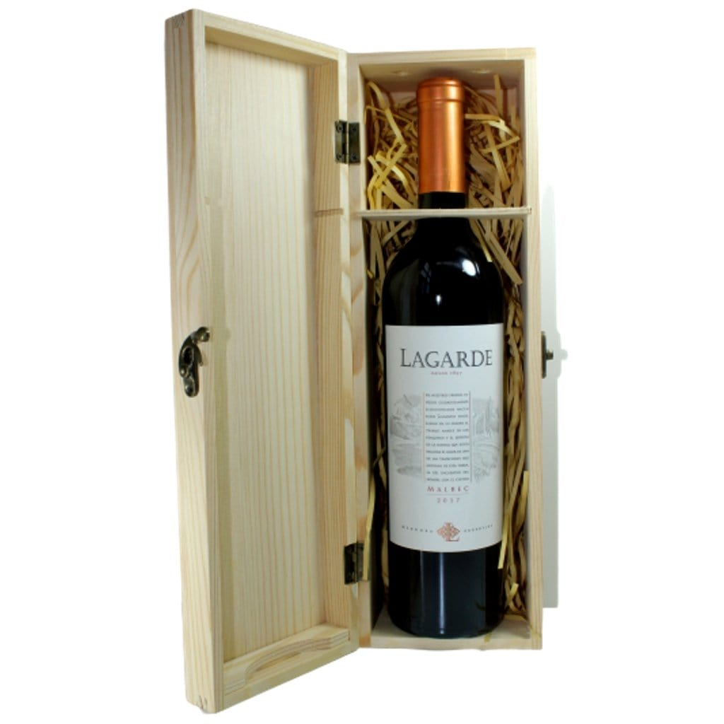 Lagarde Malbec 2017 Gift Box