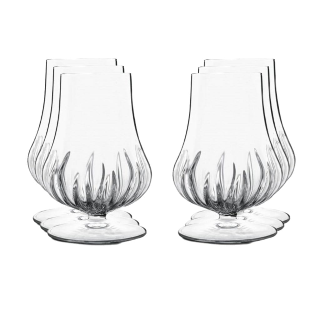 Luigi Bormioli Whisky Glass 230ml Set of 6