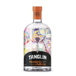 Tanglin Mandarin Chilli Gin 42% 700 ml - Singapore's First Award Winning Gin Distillery
