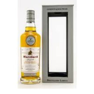 Gordon & Macphail Distilley Labels Mortlach 15YO 43% 700ml