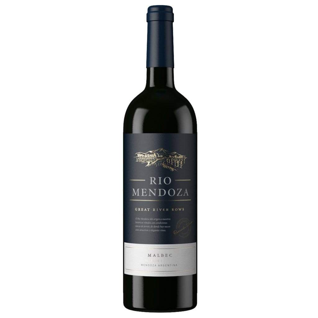 Personalised Rio Mendoza Great River Rows Malbec 2015