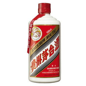 Kweichow Moutai 53% ABV 500ml