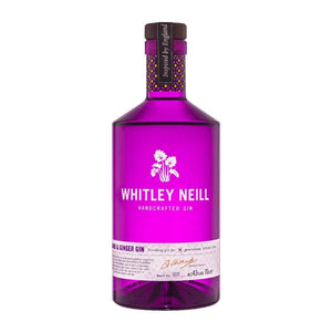 Whitley Neill Ginger and Rhubarb Gin 43% 700ml