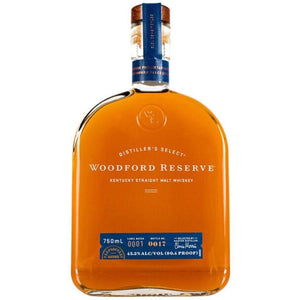Personalised Woodford Reserve Malt 45.2% 700ml
