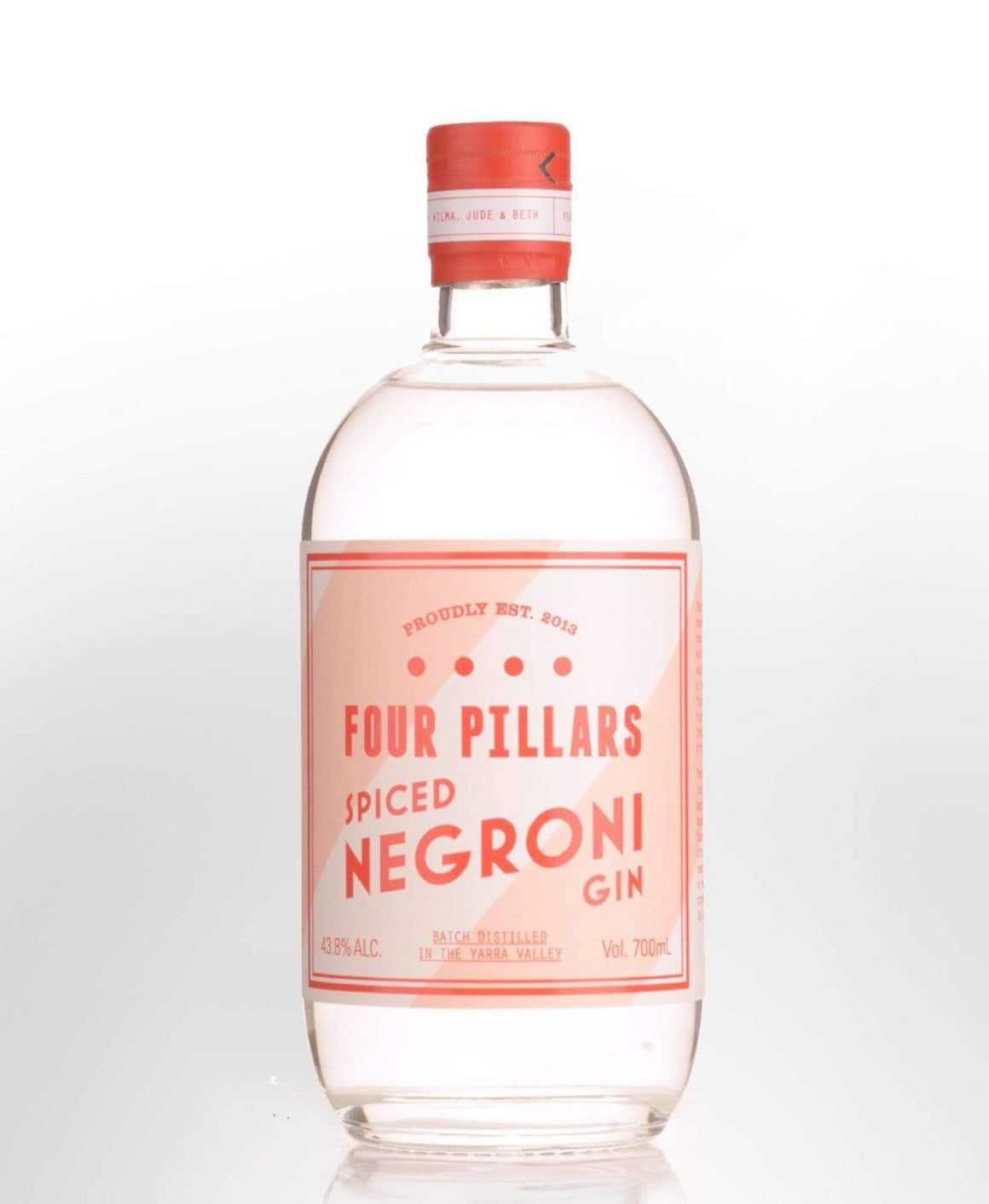 Four Pillars Spiced Negroni Gin 43.8% 700ml