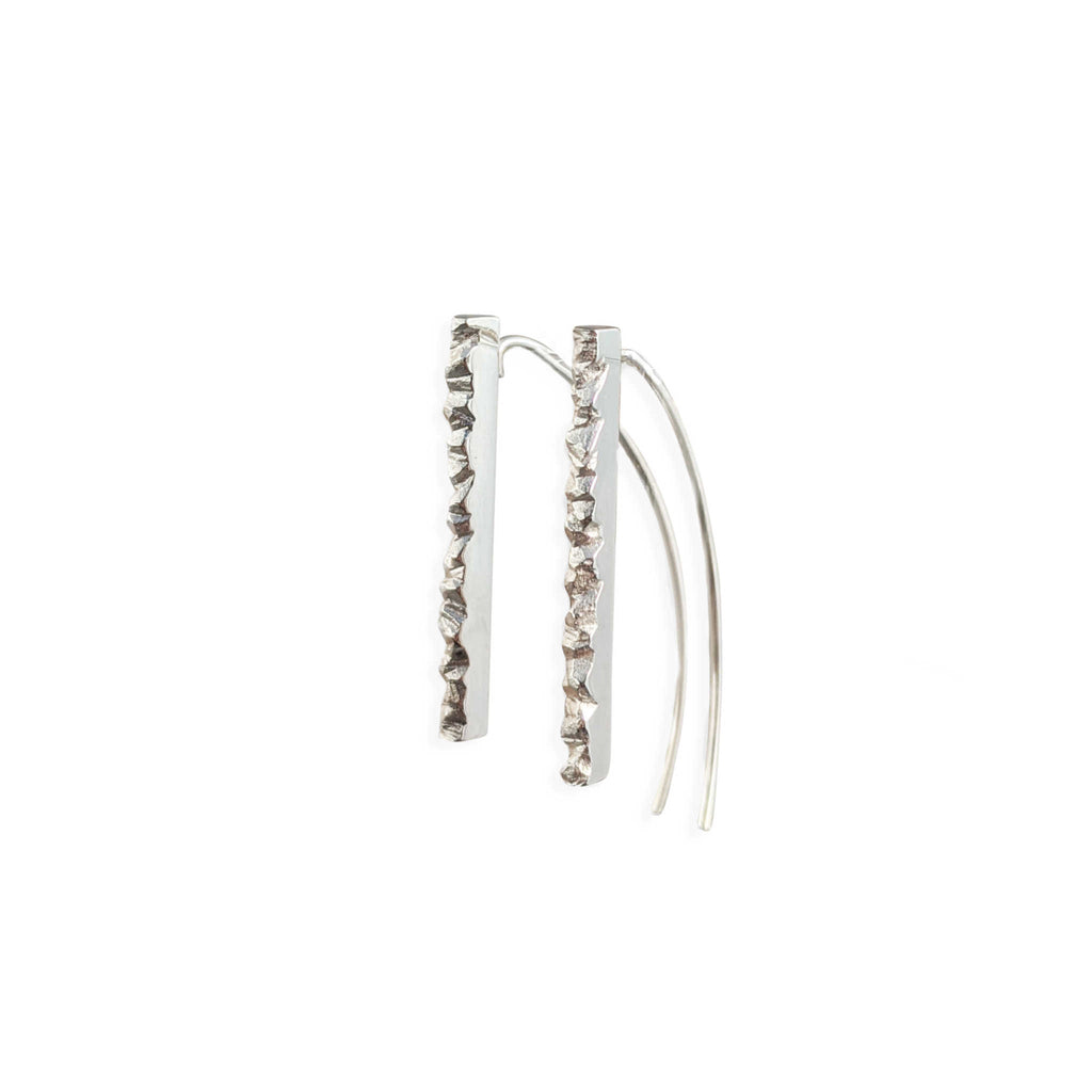 Ridgeline Edge Earrings