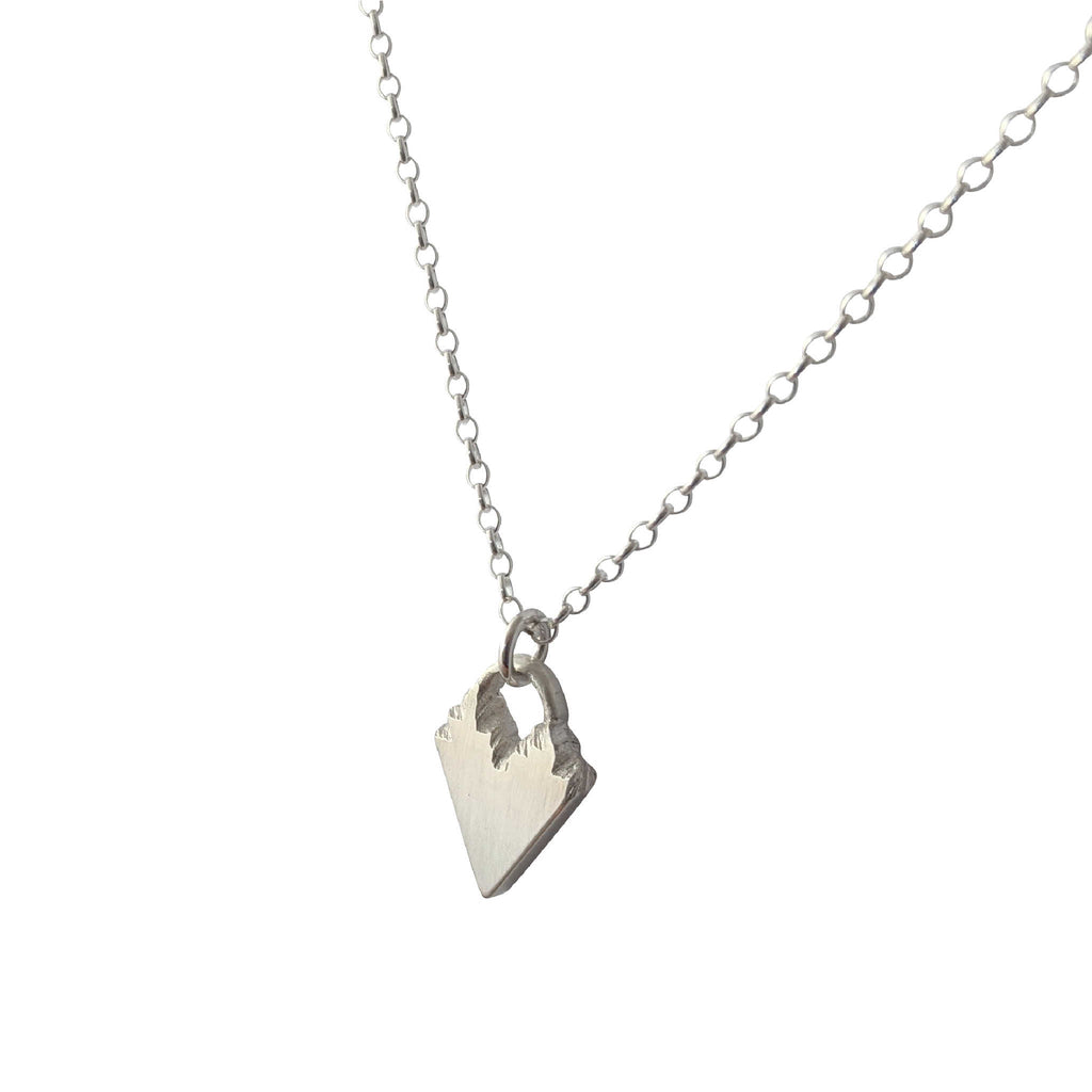 Heart Ridge Pendant