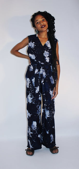 Limited Edition Batik AKWAABA Jumpsuit