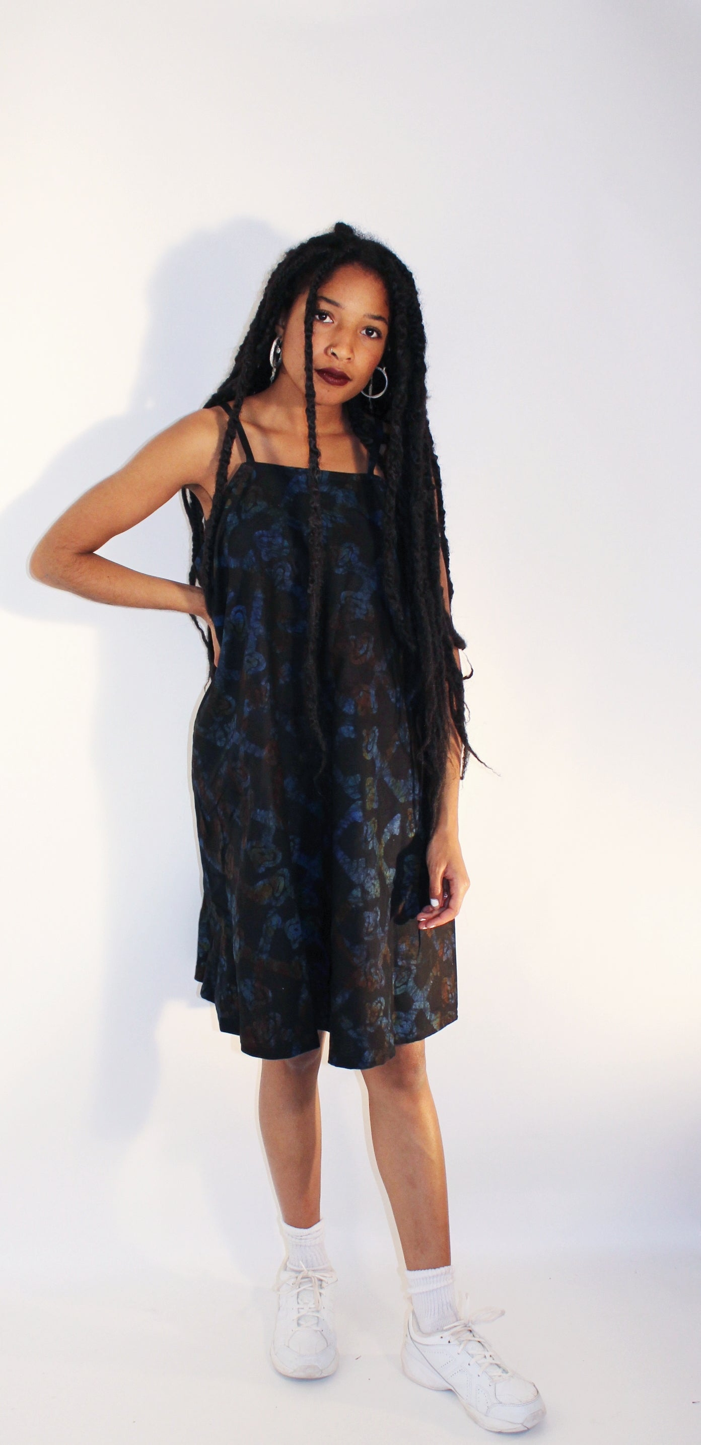 Limited Edition Batik ANANSI Dress