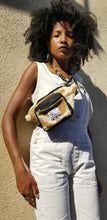 Load image into Gallery viewer, Limited Edition Malian Mudcloth Fannypack/ Bumbag