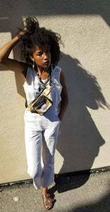 Limited Edition Malian Mudcloth Fannypack/ Bumbag