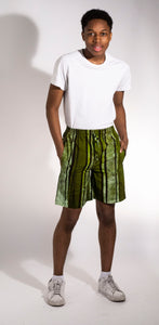Limited Edition Batik DAGOMBA Shorts