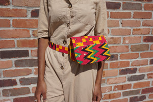 Belted Fannypack/ Purse