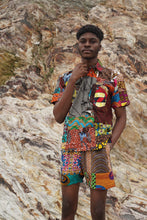 Load image into Gallery viewer, DAGOMBA Patchwork Shorts