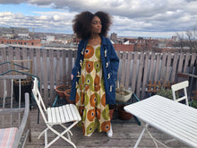 Load image into Gallery viewer, KUMASI Maxi Dress