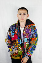 Unisex Patchwork Jacket
