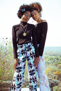 Pants-African Ankara Print Clothing