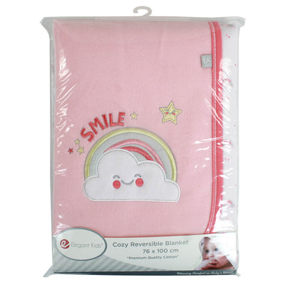 1 Piece Baby Reversible Blanket