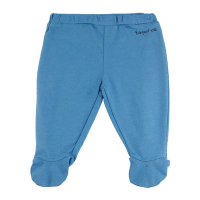2 Pack Baby Pant With Foot