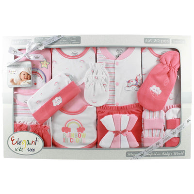 20 Pieces Baby Gift Set