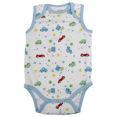 5 Pack Baby Bodysuit