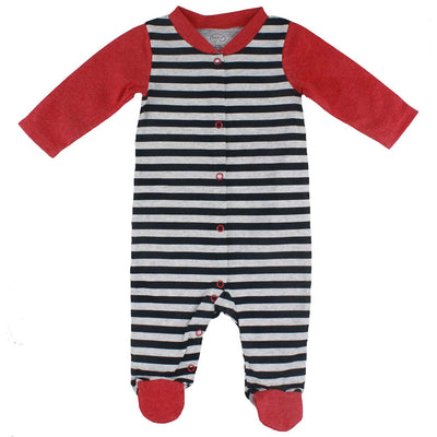 2 Pack Baby Sleepsuit