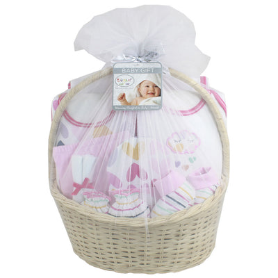 DIY (Do IT Yourself) Baby Basket No:3
