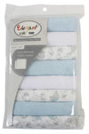 8 Pieces Baby Washcloth