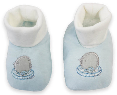 2 Pieces Baby Booties