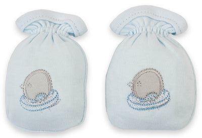 2 Pieces Baby Mittens