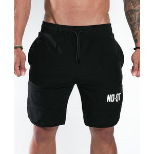 ATHLETE SHORTS - RADIANT BLACK - noquitsociety