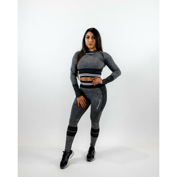 LUX SEAMLESS SET - BLACK