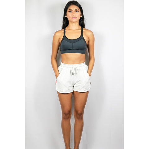 Everyday Shorts - Heather Grey