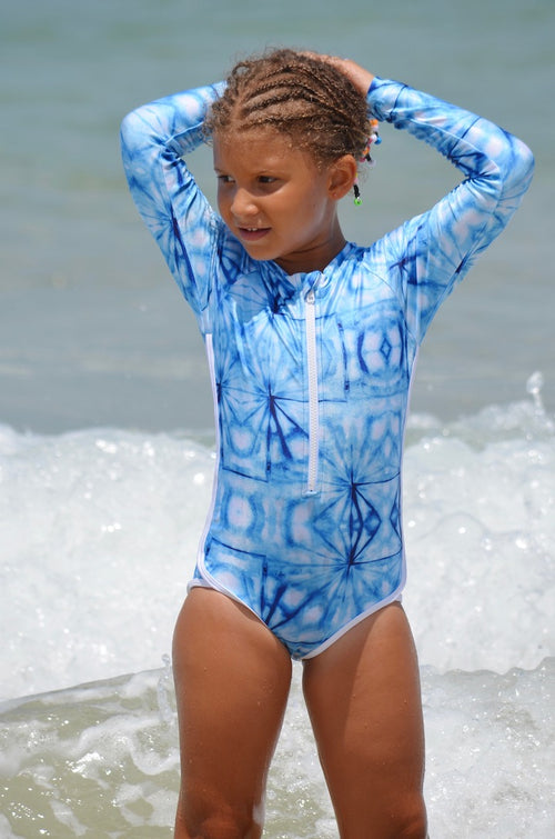 children's swimwear, swimwear for girls, kids swimwear, surfsuit, sunsuit, girls swimwear