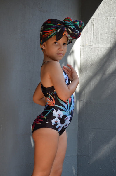 Tahitian Tides Reversible Onepiece Swimsuit