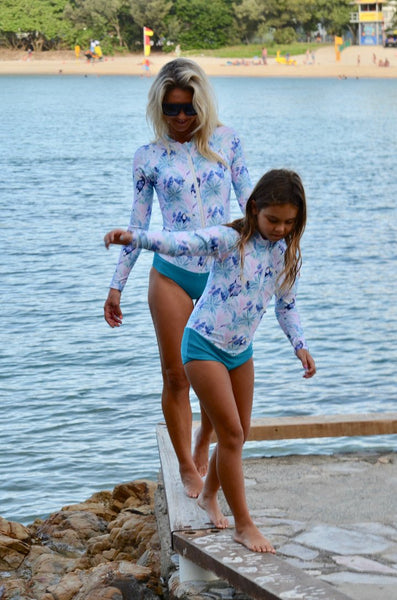 Ladies Toucan Beach Swimwear