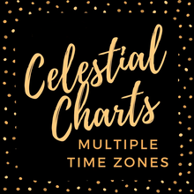2019 Celestial Charts - FREE Download