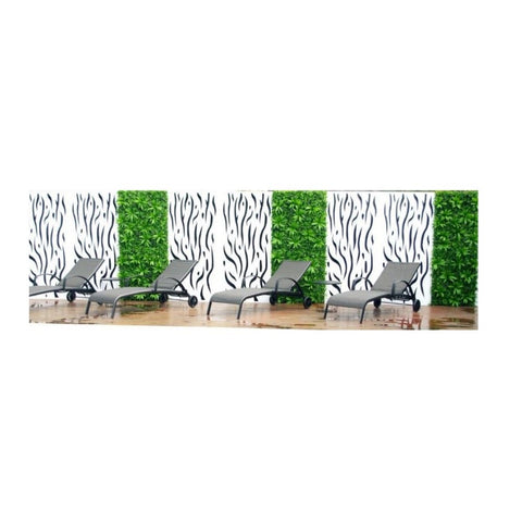 Lavandula Artificial Vertical Garden Wall 1m x 1m