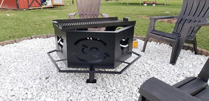 Custom Outdoor Fire Pits