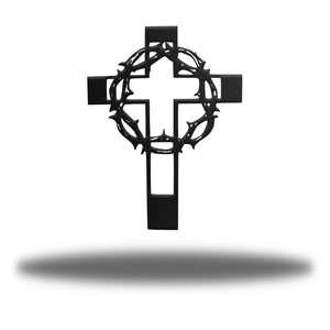 Crown of Thorns Cross
