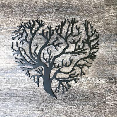 SPRING SALE Family Tree Heart