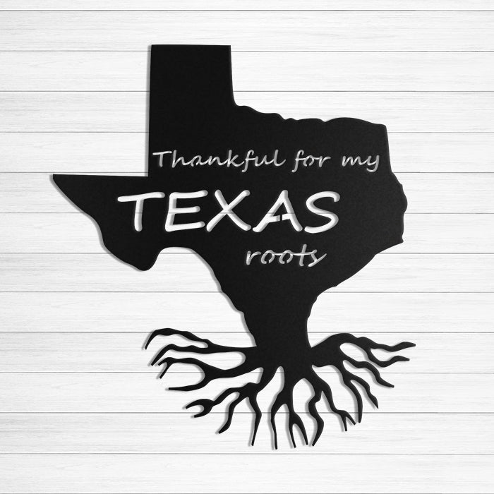 Thankful For My Texas Roots