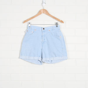 Light Blue Denim Vintage Shorts - Vintage Sole