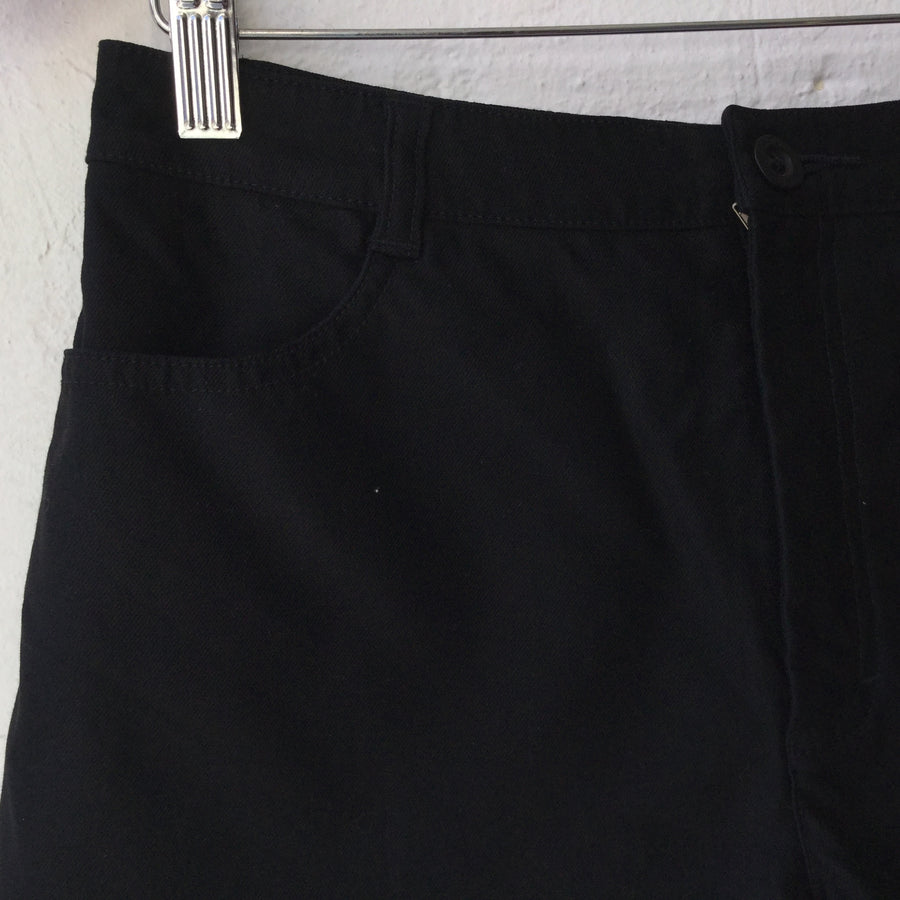 ESPRIT Black Shorts Made Hong Kong