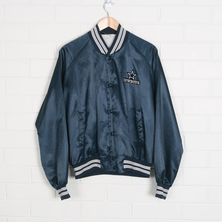 COWBOYS Pro Sport Made in USA Bomber Jacket