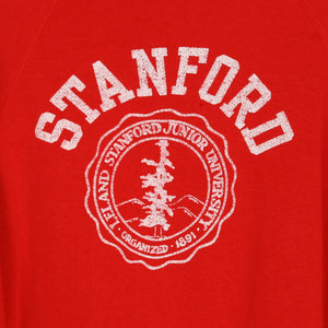 STANFORD Red College Sweatshirt